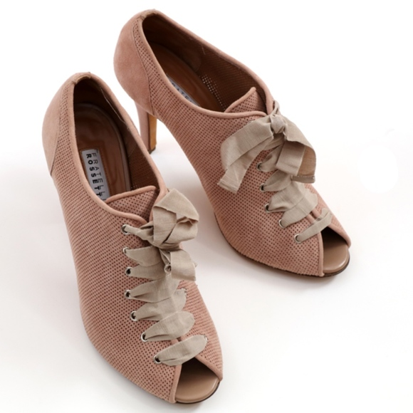 01ade4822 Fratelli Rossetti Shoes | Open Toe Pale Pink | Poshmark